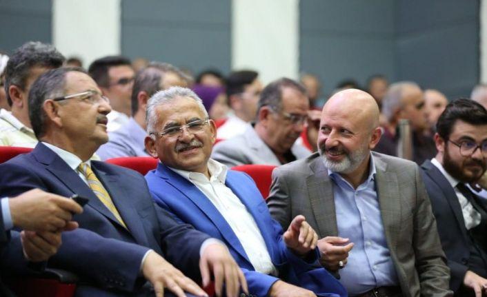 """Başkan Çolakbayrakdar, """"Sosyal Belediyecilik Projelerine Öncülük Ediyoruz"""""""