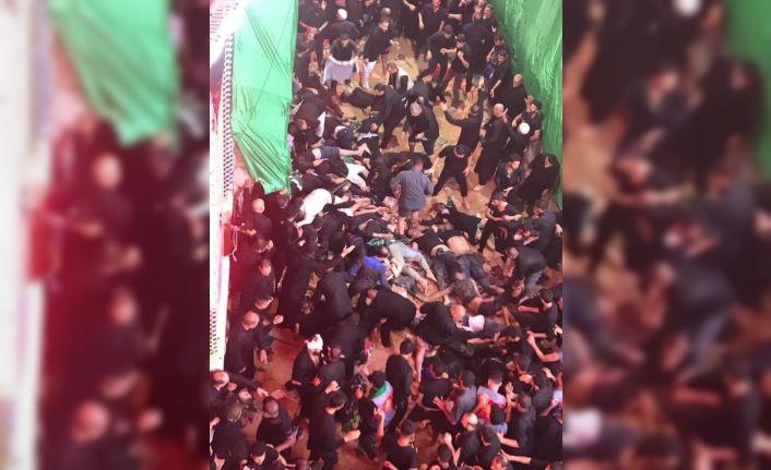 Kerbela'da Aşure Günü etkinliğinde izdiham: 31 ölü