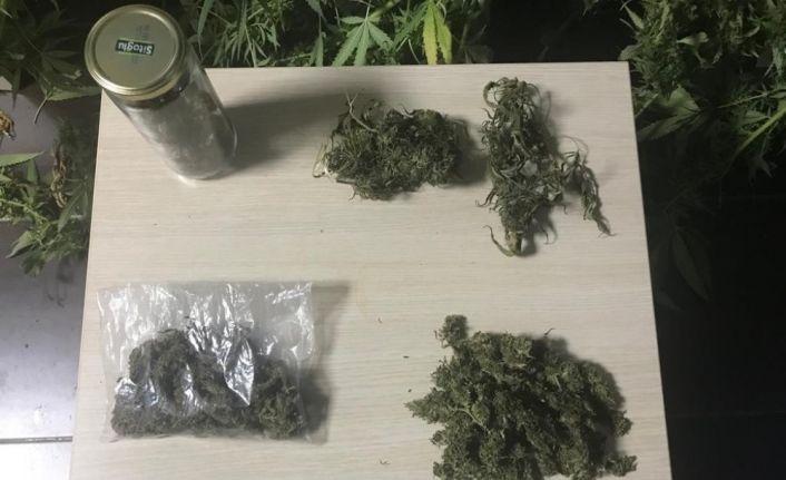 Balıkesir'de 8 ayrı uyuşturucu operasyonu yapıldı