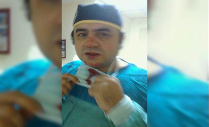 Osmaniye'de doktoru darp edip burnunu kıran saldırgan tutuklandı