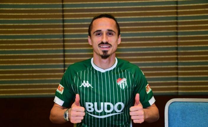 Serdar Özkan Bursaspor'da