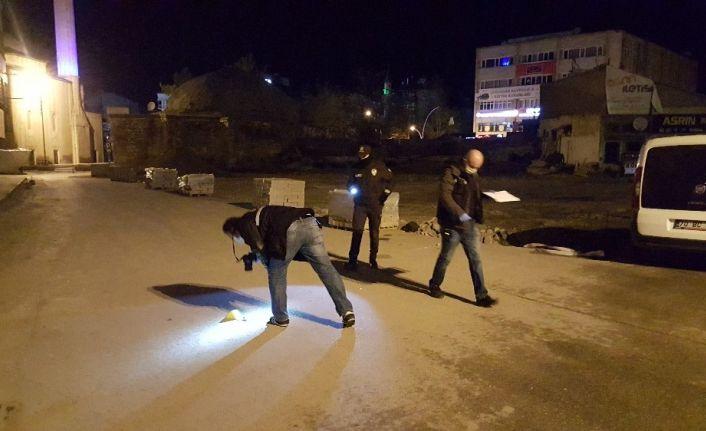 Karaman'da tüfekle üzerine ateş edilen bir kişi, son anda yere yatarak canını kurtardı