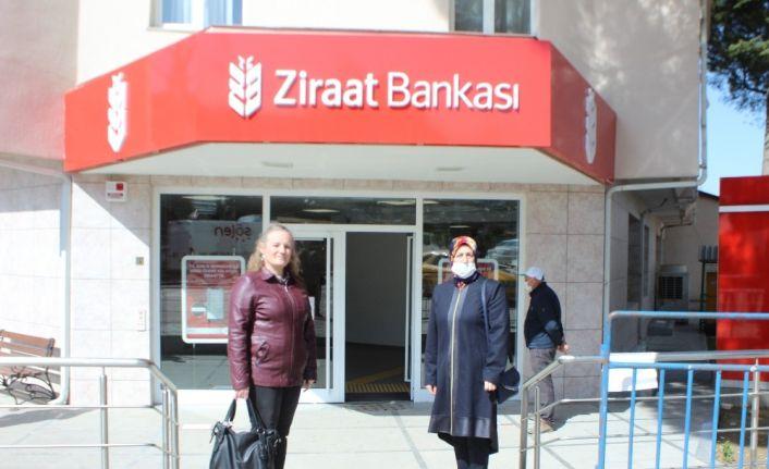 Osmaneli kadın girişimcilerinden Milli Dayanışma Kampanyası'na destek
