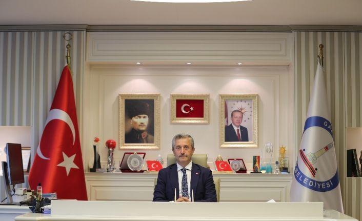 Başkan Tahmazoğlu'ndan Ramazan mesajı