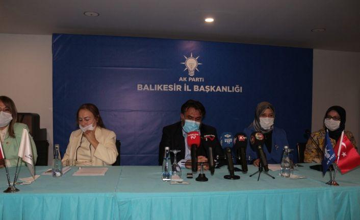 AK Parti Kadın Kolları'nda görev değişikliği
