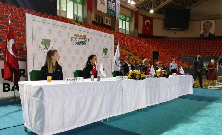 """Mamak Belediye Başkanı Köse: """"Gençlerimiz çok, umudumuz çok, geleceğe güvenle bakıyoruz"""""""