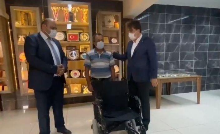 """Milletvekili Aydemir: """"Sağlık çalışanları birer kahraman"""""""