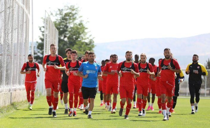 Sivasspor, Ankaragücü maçına iddialı hazırlanıyor