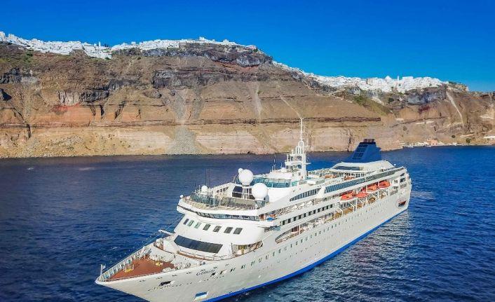 Türkiye'de cruise sektörü için tarihi adım