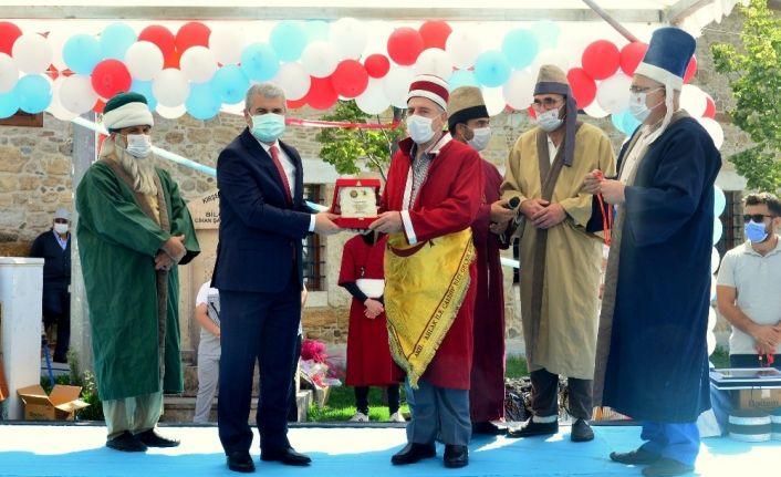 Vali Akın, İl Ahisine ŞED kuşatarak ödül verdi