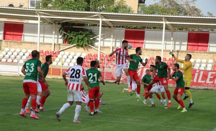 3. Lig: Nevşehir Belediyespor: 0 Diyarbekirspor A.Ş: 1