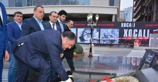 DATÜB'den sivilleri katleden Ermenistan'a kınama