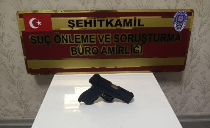 Gaziantep'te huzur operasyonu: 148 kişiye işlem