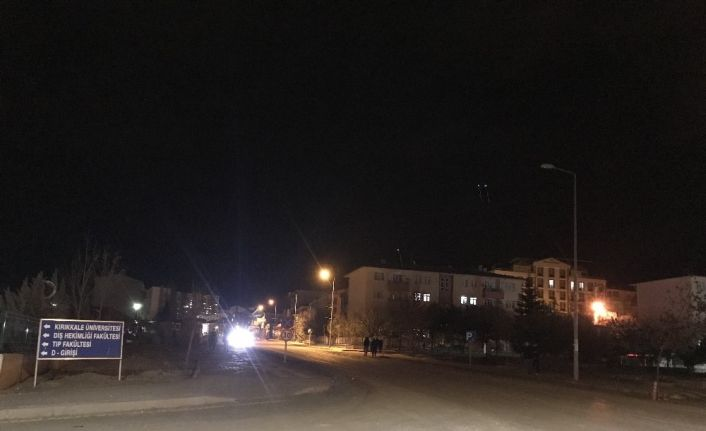 Ankara'daki deprem Kırıkkale'de de hissedildi