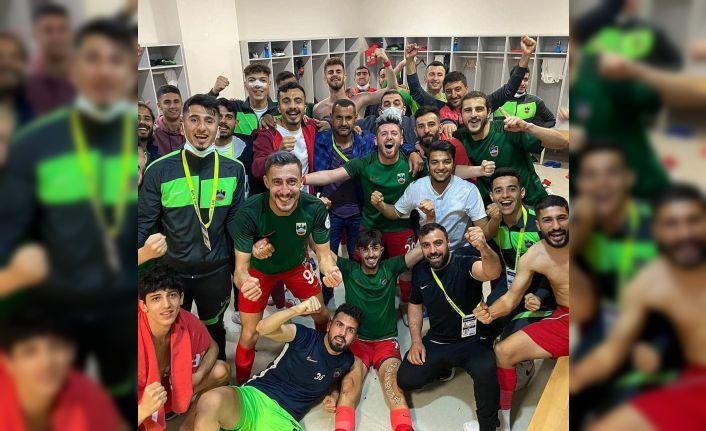 Şampiyonluk için ipler Diyarbekirspor'un elinde