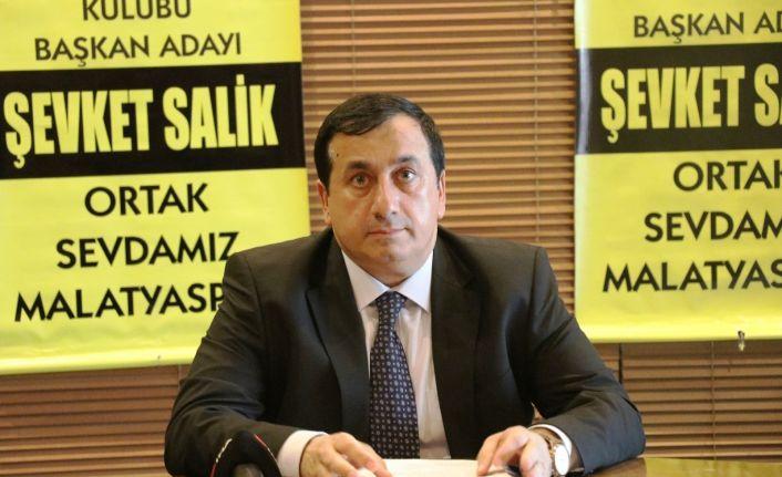 Yeni Malatyaspor Başkan adayı Şevket Salik korona virüse yenik düştü