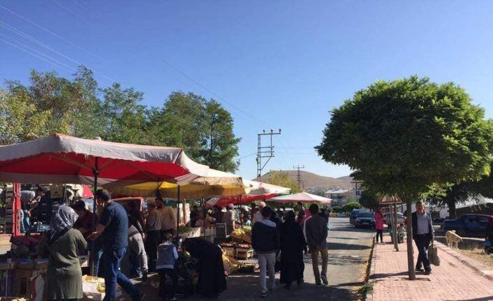 Bayburt'ta pazar yerleri 8 ve 15 Mayıs tarihlerinde açık olacak