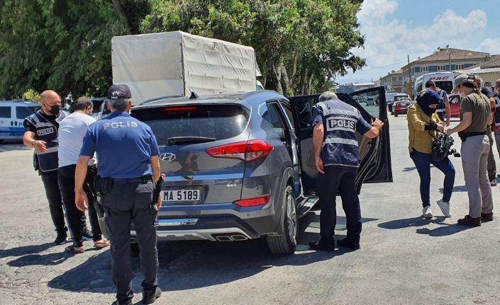 Antakya'da 32 ekiple asayiş denetimi