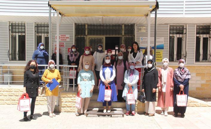 Gölbaşı'nda 'Gıdanı Koru-Sofrana Sahip Çık' semineri düzenlendi