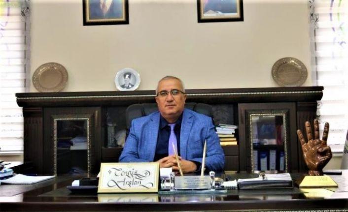 Çameli Belediye Başkanı Arslan'dan Kurban Bayramı kutlama mesajı