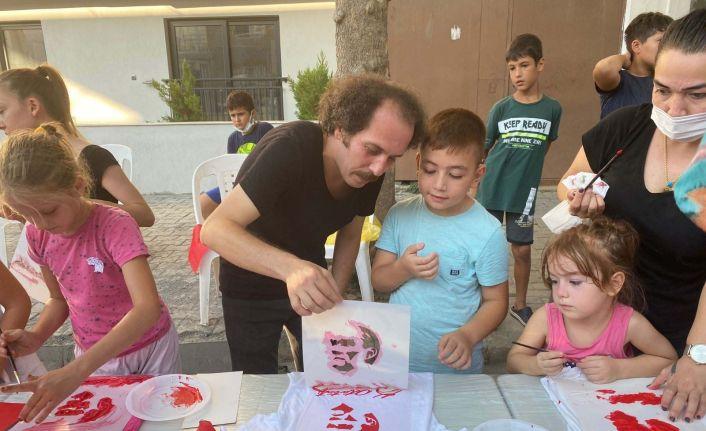 Çocuklar için mahalle şenlikleri Soğucak'la sürecek