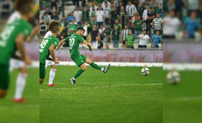 TFF 1. Lig: Bursaspor: 4 - Yılport Samsunspor: 1