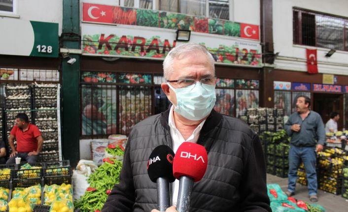 Ticaret Bakanlığı müfettişlerinden 9 büyükşehirde eş zamanlı hal denetimi