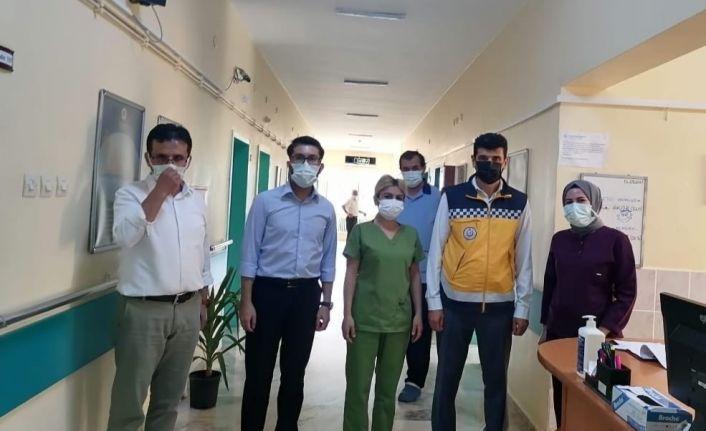 Türkeli'de sağlık hizmetleri yerinde değerlendirildi