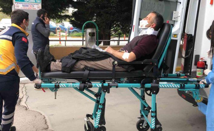 Husumetlilerin silahlı hesaplaşmasında tek şikayetçi yaralı yaya kaldı