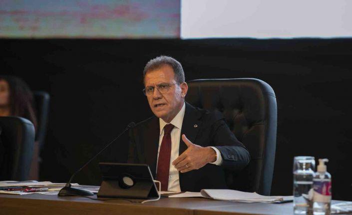 Mersin'de metronun temeli 3 Ocak'ta atılacak