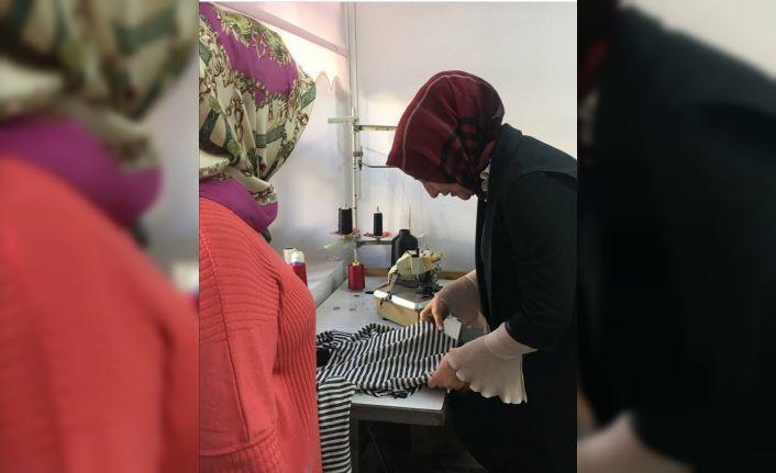 Samsun'da el sanatları kursları yeniden hayata geçiyor