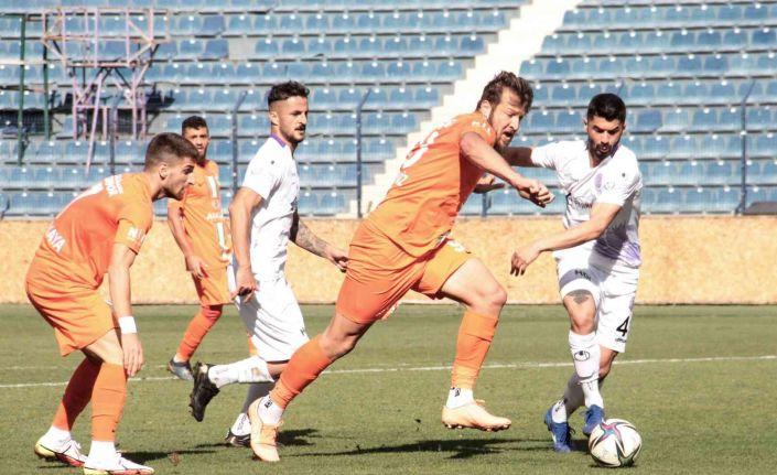 TFF 3. Lig: Iğdır Futbol Kulübü: 1 - 52 Orduspor FK: 1