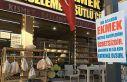 Kızılcahamam'da 'Askıda ekmek' kampanyası...