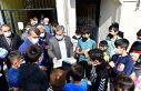 Başkan Çınar, Kiltepe Yeni Cami'de vatandaşlarla...