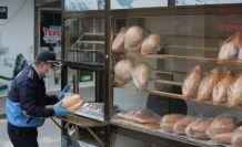 Zabıtadan bakkal, fırın, market ve ekmek büfelerine korona virüs denetimi