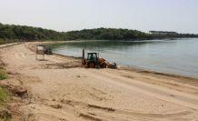 Kocaeli'de plajlar yaza hazırlanıyor