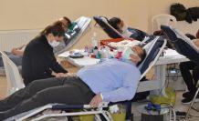 Başkan Doğan: ''Kan bağışı can bağışıdır''