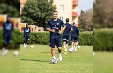 Kayserispor, Alanyaspor maçı hazırlıklarını tamamladı