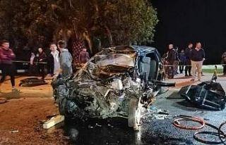 Kartal'da korkunç kaza