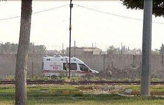 Tel Abyad'da terör örgütün tuzakladığı patlayıcılarla...