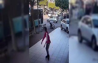 Antalya'da patenci çocuğa, otobüs şoföründen...