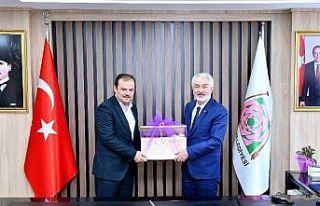 AK Parti Yerel Yönetimler Başkan Yardımcısı Öz:...