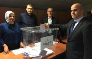 Kartal AK PARTİ'de delege seçimleri heyecanı
