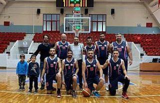 Mersin Barosu Basketbol Takımı Türkiye ikincisi...