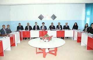 Üniversite Senatosu Musabeyli'de toplandı