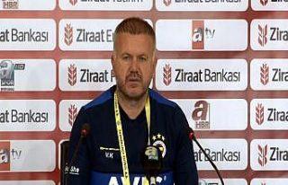 """Volkan Kaza: """"Kadıköy'deki maç daha farklı..."""