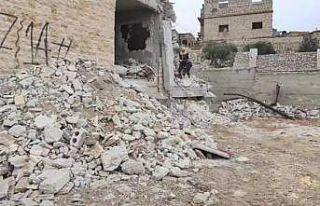 Rus savaş uçakları Halep'e saldırdı: 4 ölü