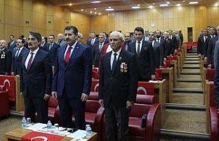 İl Genel Meclisi Özel Oturumla Toplandı