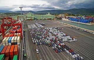Otomotiv ihracatı Mart'ta 2,1 milyar dolar oldu