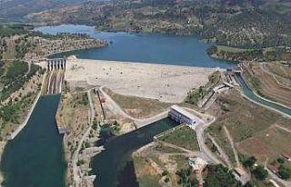 Kahramanmaraş'ta barajlar yüzde 98'lik doluluk...